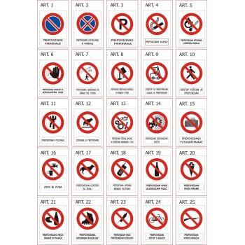 Prepovedi